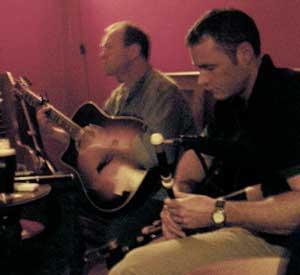 traditional irish music session in brideswell, athlone
