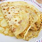 Irish-style pancake