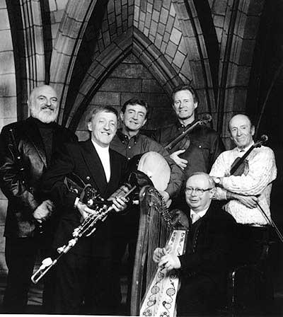 Irish artist The Chieftains