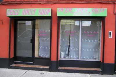Erigo adult shop in Athlone