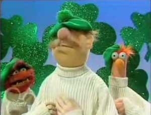 Irish muppets