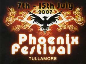 phoenix festival in tullamore