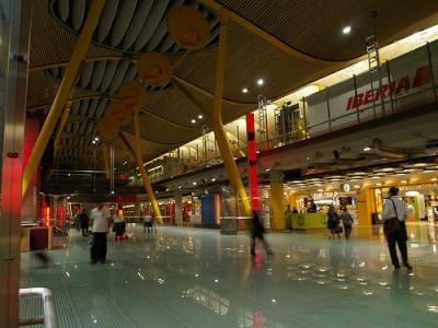 madrid-airport