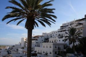 Beachfront living in Spain