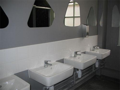 Clink bathrooms