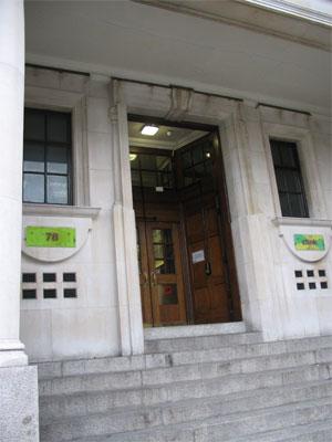 Click entrance