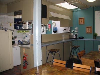 Astor museum kitchen