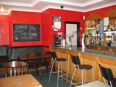 SHPV bar