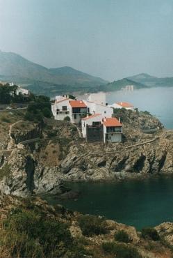 Villa on French Riviera