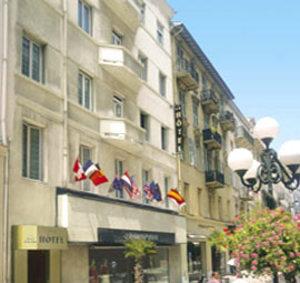 hotels near promenade des anglais nice