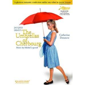 Umbrellas of Cherbourg DVD
