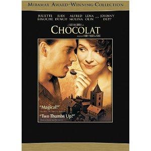 Chocolat DVD
