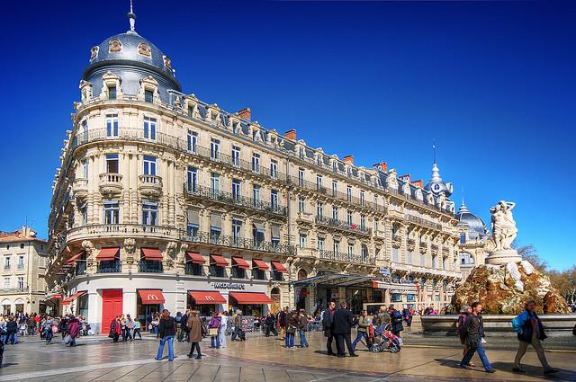 Hotels Near the Place de la Comédie in Montpellier