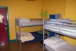 Hostel in Scotland