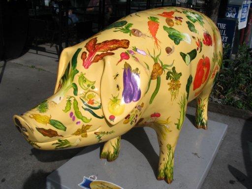 Chef Sear's Pig