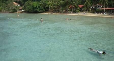 Snorkeling in Thailand