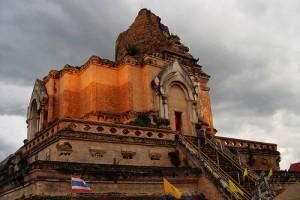 Getting from Bangkok to Chiang Mai