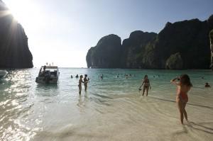 Movie The Beach Thailand