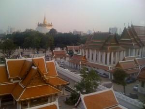 Getting to Bangkok