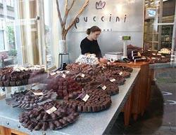 Amsterdam chocolate