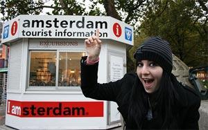 Amsterdam girl