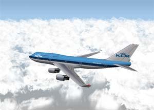 KLM clouds