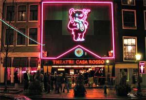Casa Rossa performers