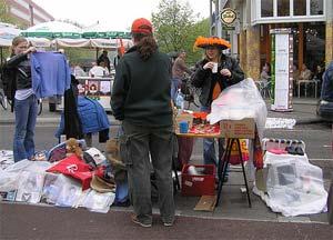 Queens Day Market