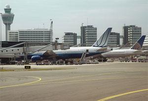 Schiphol planes