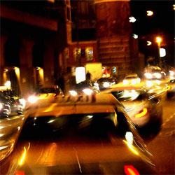 Taxi blur