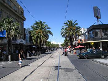 melbourne-streets