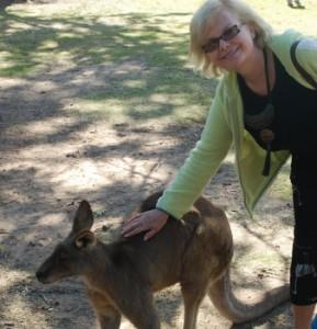 Lone Pine Kangaroo