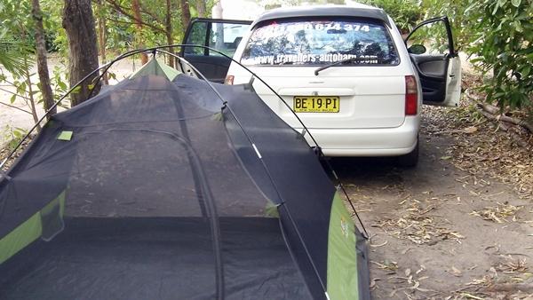 Travellers Autobarn Wagon