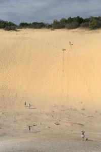 sandblow