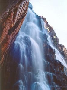 kakadu waterfall