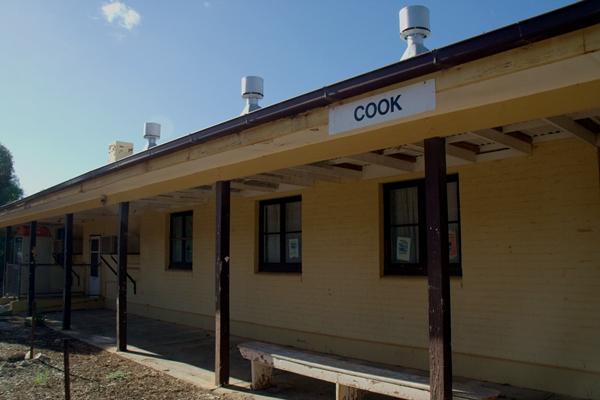 cook station
