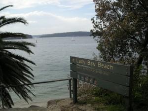 lady bay nude beach sydney