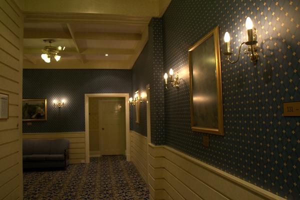 miss maud hallway