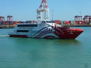 perth ferry