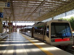 perth train
