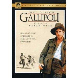 gallipoli movie cover mel gibson