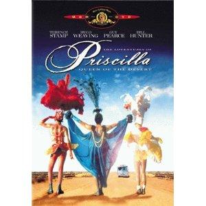 priscilla queen of the desert movie cover