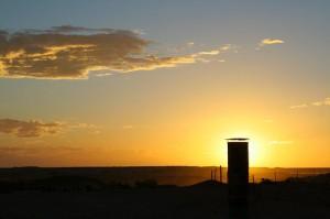 coober pedy sunset 2