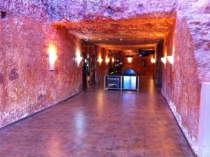 underground hotel coober pedy
