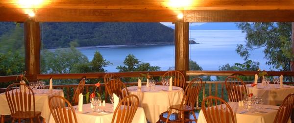 ospreys restaurant thala beach lodge