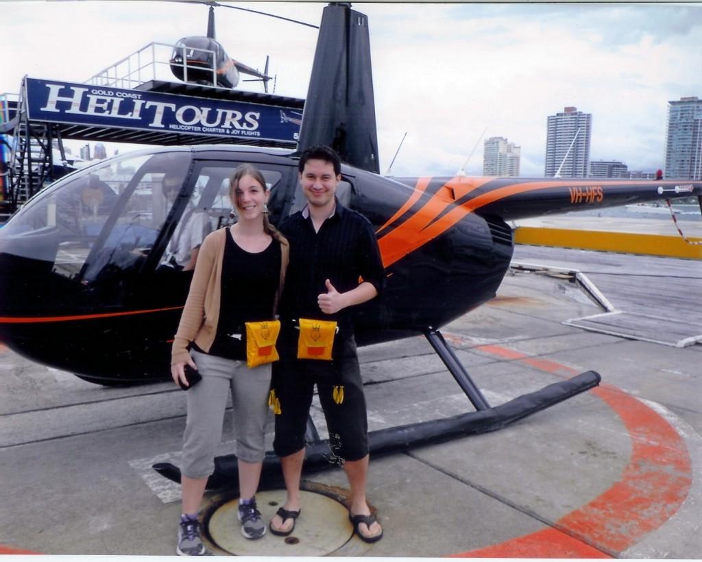 gold coast helitours