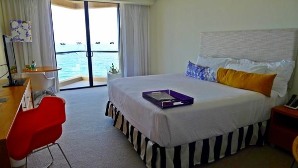 qt hotel room