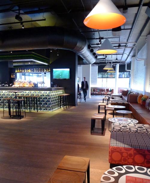 The Stingray Lounge